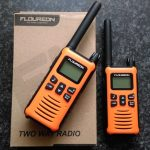 walkie-talkie PMR Floureon
