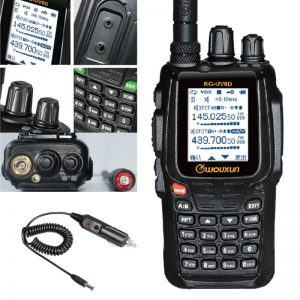 walkie-talkie WouXun KG-UV8D
